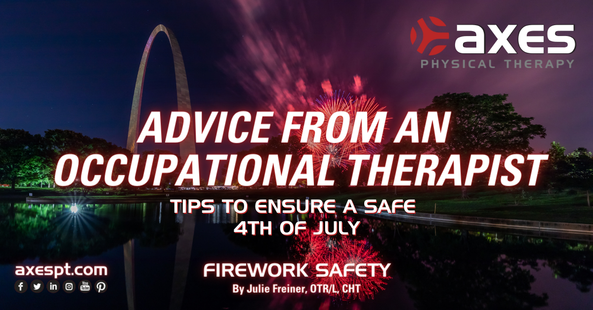 4th of july firework safety tips